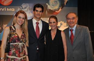 Solenidade de entrega do troféu dos vencedores do Prêmio Edison Zenóbio de Comunicação Imobiliária