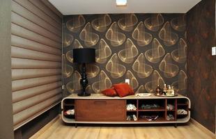 Papéis de parede voltam a ter destaque na decoração, com apoio da tecnologia. Divertidos ou sóbrios, eles podem ser aplicados em vários ambientes