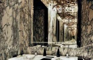 Este bar é o mais alto do mundo. Os ambientes mostram uma sofisticação que se integra a bela visão de Hong Kong. O estabelecimento fica no 118º andar e, com apuro na decoração, oferece uma experiência única