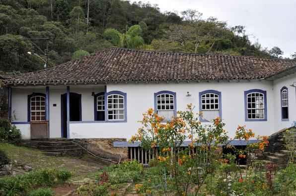 Casa Mariana, em Ouro Preto, comprada e reformada pela escritora Elizabeth Bishop, mantém viva a memória da passagem da poeta norte-americana por Minas Gerais
