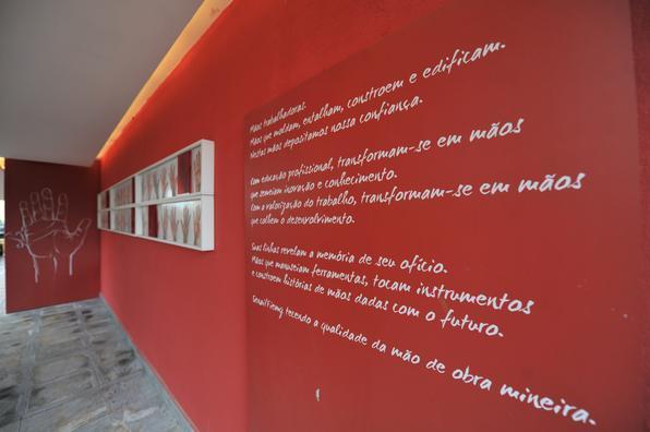 Evento chega à 20ª edição em Minas, ocupando empreendimento em Macacos, na Grande BH. Na foto, Espaço Minas Gerais, de Claudio Parreira Reis