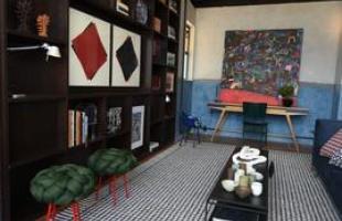 Evento chega à 20ª edição em Minas, ocupando empreendimento em Macacos, na Grande BH. Na foto, Home in Blue, de Manuela Lolato e Paula Salum