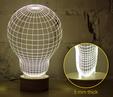 Bulbing (Designer usa ilus�o de �tica para criar lumin�rias incr�veis)