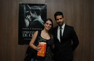 Sessão Exclusiva Lugar Certo do filme 'Cinquenta Tons de Cinza' - 09/03