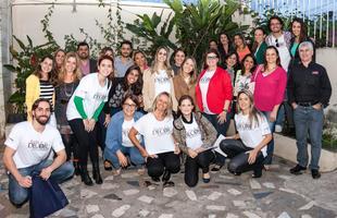 Profissionais participantes do Décor Solidário 2015