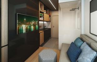 Surfando na onda dos compactos, São Paulo terá apartamentos de apenas 10 metros quadrados