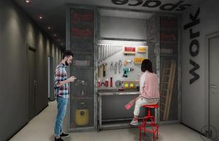 Apartamentos ficarão prontos em 2019 e construtora afirma serem os menores da América Latina