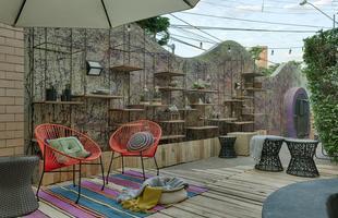 Jardim da Vila Urbana, de Jordana Cotta e Bárbara Chaves