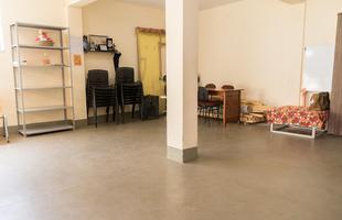 Projeto prevê a renovação completa da sede das Meninas de Sinhá, em BH. Na foto, ambiente do centro cultural antes da reforma