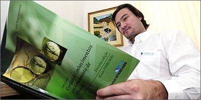 Luiz Eduardo defende investimentos em testes de materiais e em procedimentos - Jackson Romanelli/EM/D.A Press
