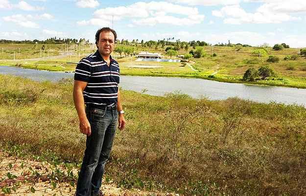 Rodrigo Graracy, diretor da Mobyra Incorporações, diz que a empresa optou pelo masterplan em uma fazenda de 630 hectares, em Natal (Arquivo Pessoal)