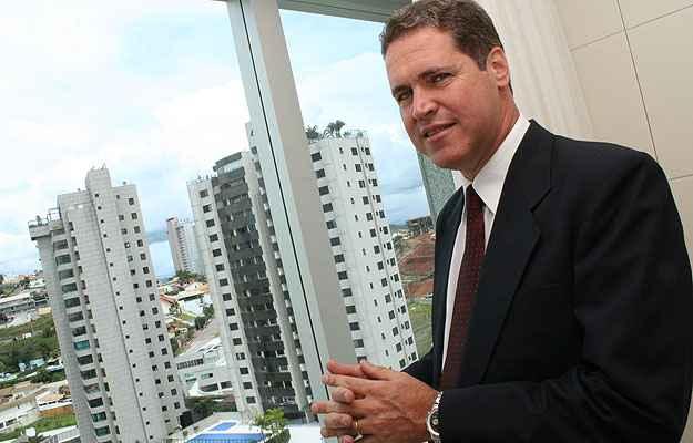 Vice-presidente da área imobiliária do Sinduscon-MG, José Francisco Couto de  Araújo Cançado, diz que o imóvel ainda é um bem que tem espaço para continuar em ritmo de valorização (Gladyston Rodrigues/EM/D.A Press)