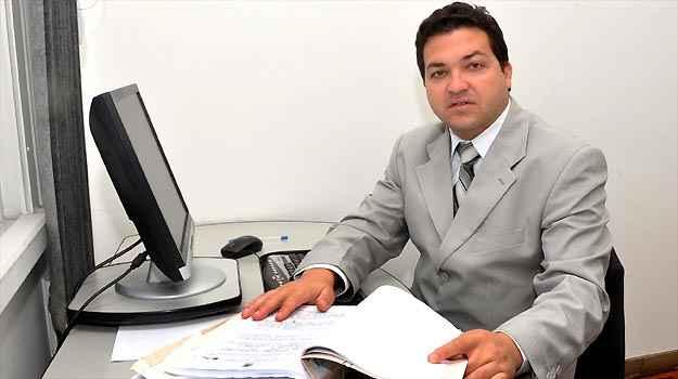 Leandro Pac�fico, advogado da ABMH (Eduardo Almeida/RA STUDIO)