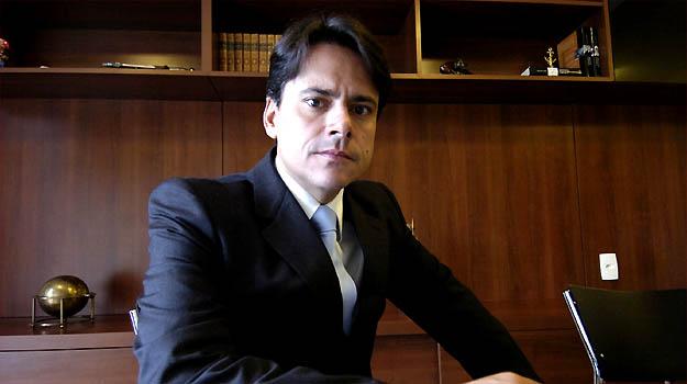 Alexandre Rennó, diretor jurídico da CMI/Secovi (Renato Weil/EM/D.A PRESS)
