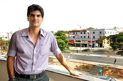 O presidente da CMI/Secovi, Evandro Negrão de Lima Júnior, vê o anúncio da Caixa de forma positiva para o mercado (Eduardo Almeida/RA Studio)