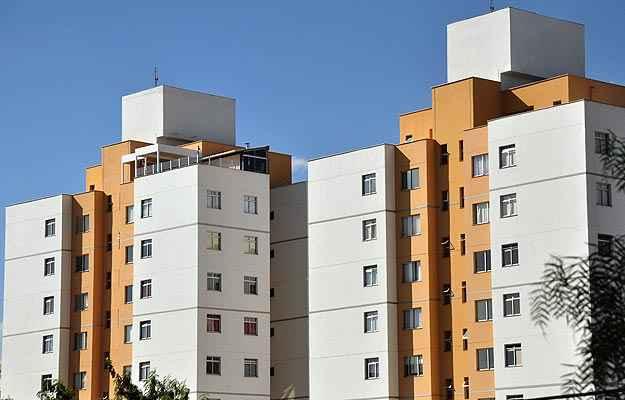 Cliente pode fazer o financiamento diretamente com a construtora e, posteriormente, migrar parte do débito para uma instituição estatal ou privada (Eduardo Almeida/RA Studio)