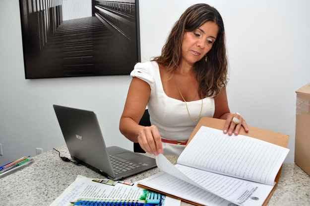 Adriana Souza Magalhães enfrentou problemas por causa de falência de construtora (Eduardo de Almeida/RA studio)