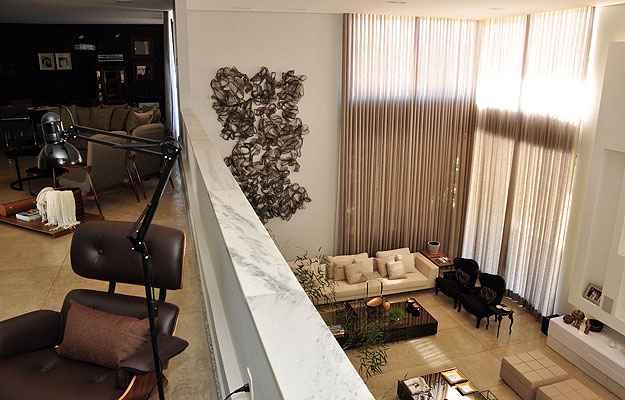 Mais comum em casas, constru��o tamb�m pode ser feita em apartamentos (Eduardo Almeida/RA Studio)