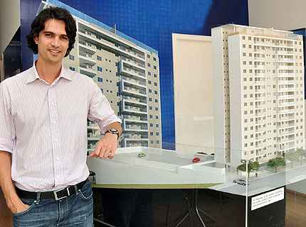 O empresário Marcelo Eid Linck viu no cenário atual uma oportunidade para diversificar seus investimentos  (Eduardo de Almeida/RA Studio)