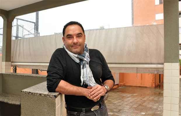O designer Luiz Carlos Landim recomenda atenção especial à manutenção das peças para garantir durabilidade - Eduardo Almeida/RA Studio