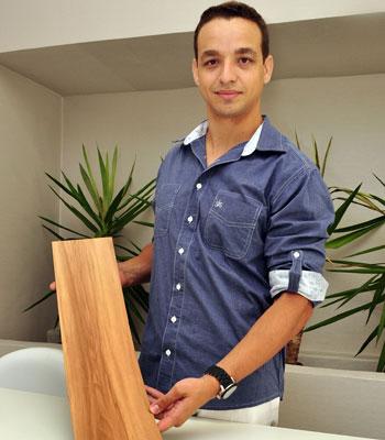 Para o urbanista Fernando Lima, ecoprodutos cabem em qualquer projeto (Arquivo pessoal)