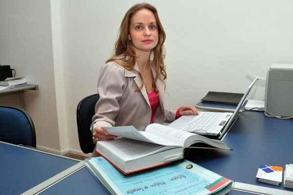 Para a síndica Joana Jacobina, decisão de juntar os condomínios deve ser tomada em assembleia (Eduardo de Almeida / RA Stúdio)