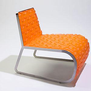 Cadeira da Sawaya & Moroni (Link Comunicação/Divulgação)