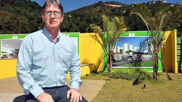 Francisco de Castro, da Terra a Teto Engenharia, diz que demanda por condom�nios chega � classe C (Eduardo de Almeida/RA Studio)