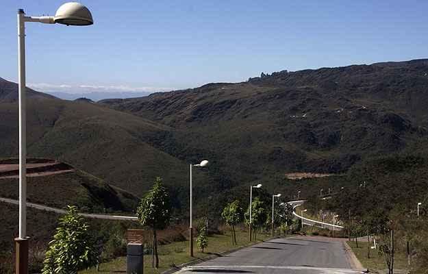 Proximidade com a capital, maior área verde e distância de barulho são os maiores apelos dos condomínios residenciais na Grande BH (Marco Aurélio Lara/ Divulgação  )