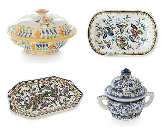 Provas da existência das cerâmicas vidradas remontam ao início do século 16  - Delá/Divulgação