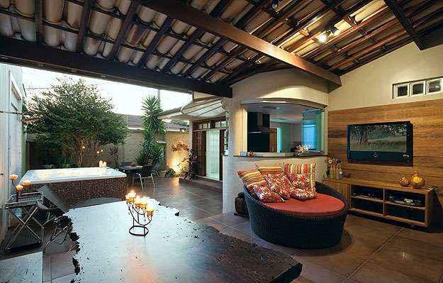 ideias e projetos de decoracao de interiores:Projeto da arquiteta e designer de interiores Valéria Alves para