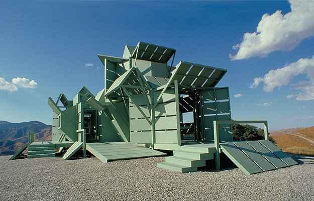 O arquiteto alega que em uma semana dá para modificar totalmente o design da casa - Michael Jantzen/Divulgação