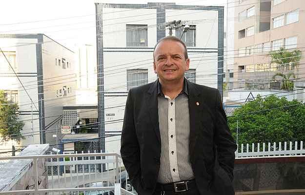Para o diretor da Resimóveis Netimóveis, Antônio Xavier, os clientes querem pagar menos porque acabam usando pouco os atrativos das áreas comuns (Cristina Horta/EM/D.A Press)