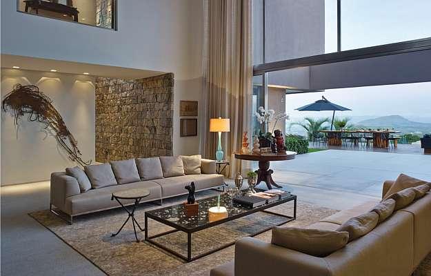 A obra de Betinha Crego foi considerada a melhor na categoria Casas (Jomar Bragança/Divulgação)