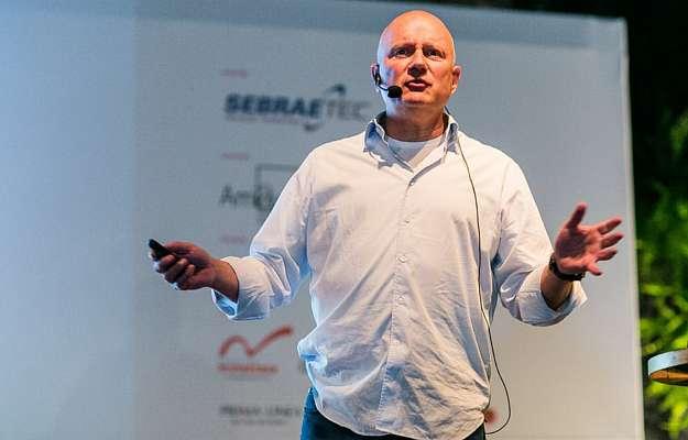 Morten Georgsen trouxe a vivência internacional de um designer de móveis (Barbara Dutra/Divulgação )