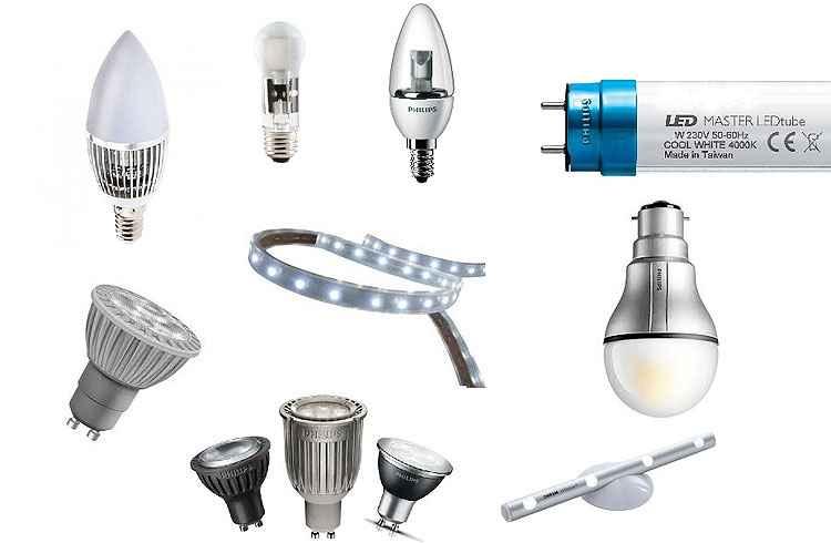 L�mpadas LED t�m menor impacto na natureza e deixam a conta de luz at� 90% mais barata