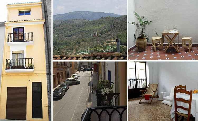 Casa de quatro quartos � vendida por R$ 32 na Espanha