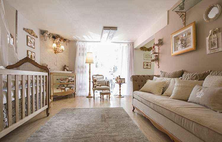 design interiores decoracao quarto bebe:aconchego para este quartinho de bebê, a designer de interiores