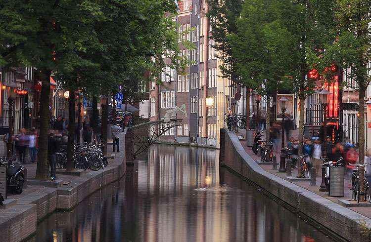 Ponte será feita por impressora 3D em Amsterdã
