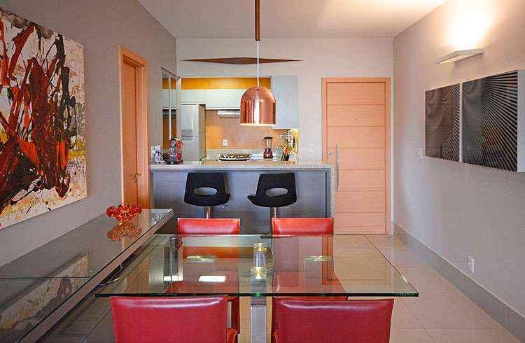 Apartamentos de um quarto, situados em regi�es valorizadas, ser�o uma tend�ncia em BH