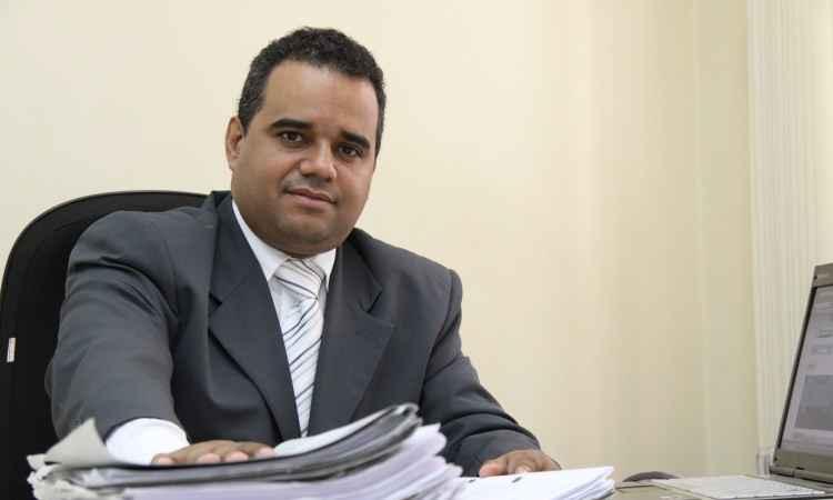 Ricardo Mendes, do Creci-MG, alerta que contrato não pode ser superior a 90 dias - Eduardo Almeida/RA Studio