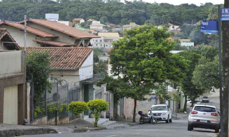 Santa Terezinha � um bairro em transforma��o