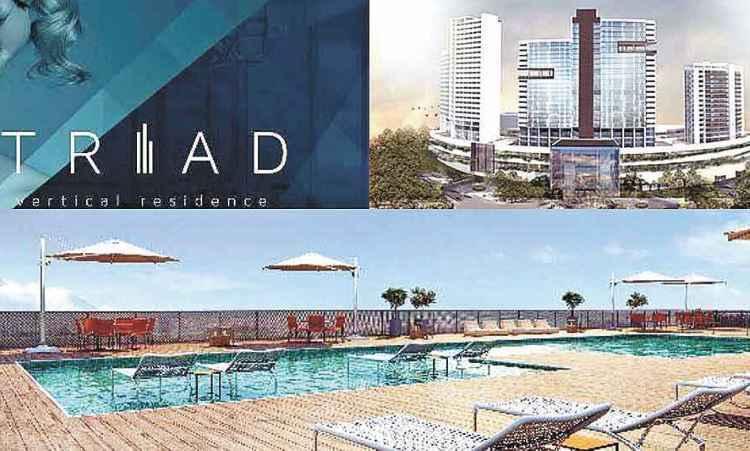 TriadA Brasal inicia vendas de condom�nio vertical em Uberl�ndia
