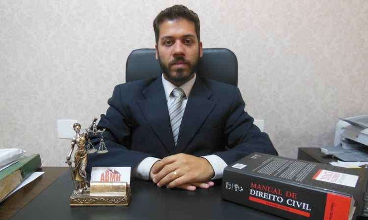 Diante de problema, Vinícius Costa orienta comprador a se recusar a receber o imóvel até solução - ABMH/Divulgação