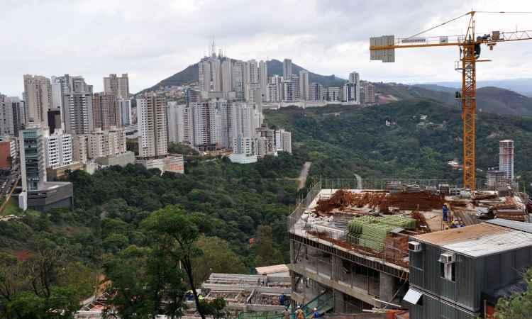 Estoque de apartamentos novos em BH e Nova Lima cai 4,2% em abril