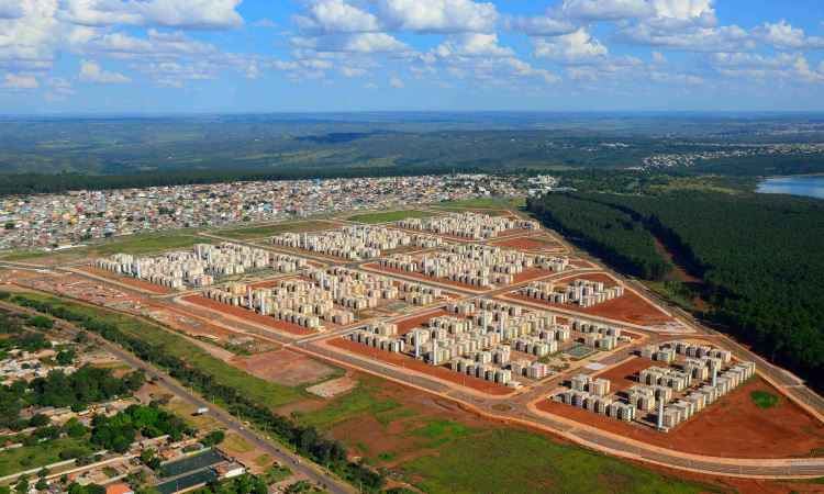 Parano� Parque, em Bras�lia, rende � Direcional Engenharia pr�mio de habita��es populares
