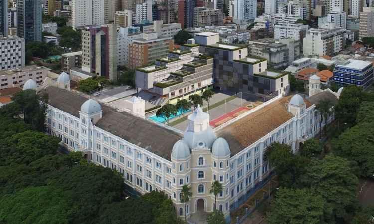 Conhe�a o projeto de amplia��o do Col�gio Arnaldo, importante marco arquitet�nico de BH