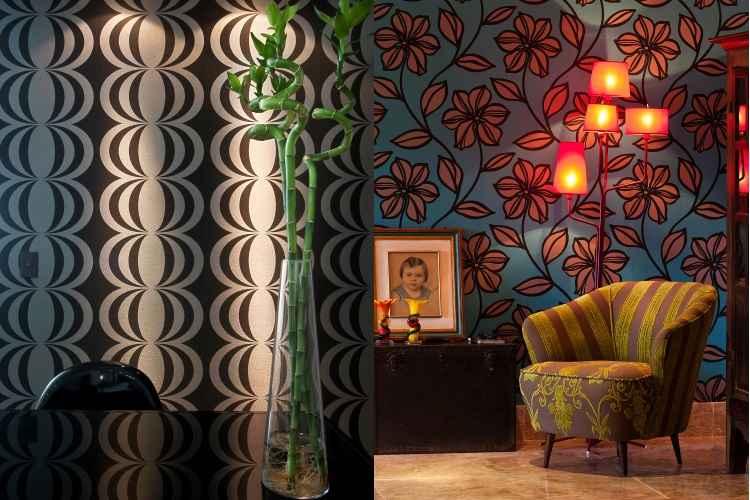 Papel de parede revoluciona maneira de decorar ambientes