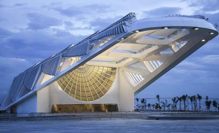 Museu do Amanhã ganha na França prêmio de