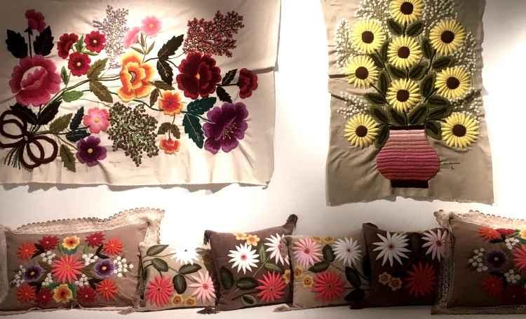 Mostra apresenta bordados de artesãs de Minas Gerais; governo quer mapear setor